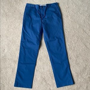 Lacoste Blue Pants NWT